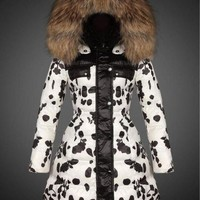 DCCK Moncler Albizia Hooded Puffer Down Jacket