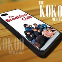 The Breakfast Club - iPhone 4/4s/5 Case - Samsung Galaxy S3/S4 Case - Blackberry Z10 Case - Black or White