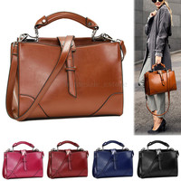 Fashion Women Handbag Shoulder Large Tote Purse Leather Messenger Crossbody Bag