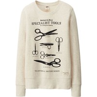 WOMEN MERCHANT & MILLS SWEAT PULLOVER | UNIQLO