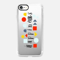 Happiness iPhone 7 Case by Kanika Mathur | Casetify