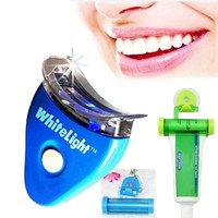 Teeth Whitening Fine Dental Tooth Cleaner Whitening Whitener System Whitelight Gel Tool With Free Gift