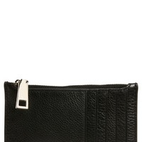 MARC JACOBS 'Wingman' Leather Zip Wallet | Nordstrom
