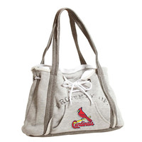 St. Louis Cardinals MLB Property Of Hoodie Purse