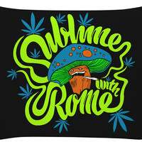Sublime with Rome 420 Pillowcase