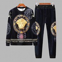 Versace Pullover Pants Trousers Two Pieces