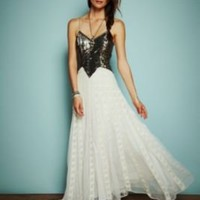 Free People Kristin's Limited Edition Glamour Dress at Free People Clothing Boutique