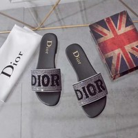 Dior Women Men Casual Shoes Boots fashionable casual leather Women Heels Sandal Shoes created