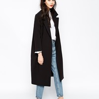 Monki Duster Coat at asos.com