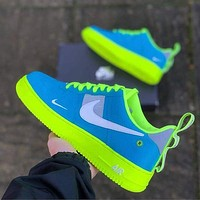 Nike Air Force Low AF1 Skate Sneakers Sport Shoes
