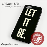 The Beatles Quotes 2 Phone case for iPhone 4/4s/5/5c/5s/6/6 plus