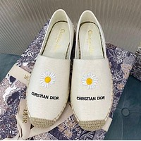 DIOR New color embroidered fisherman SHOES