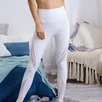 Aerie Move High Waisted Legging, White