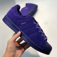 Adidas Originals SUPERSTAR W cheap Men's and women's adidas shoes