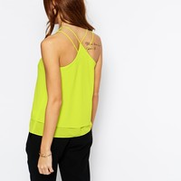 New Look Double Layer Cami
