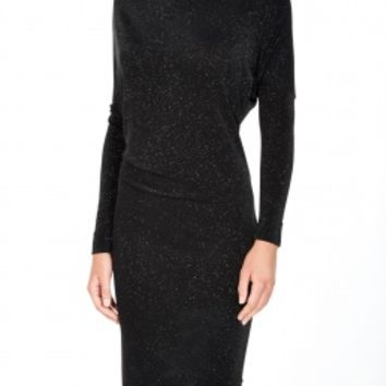 All Over Glitter Hallow Dress By Vivienne Westwood Anglomania