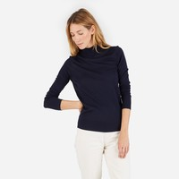 The Luxe Wool Mockneck