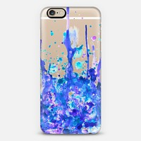 Dreamy Pastel Paint Splatter II iPhone 6s case by Organic Saturation | Casetify