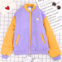 Partly Cloudy Jacket