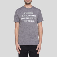 Facts T-Shirt / Heather Grey