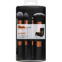 Walmart: Real Techniques Core Collection Brush Set with 2-in-1 Case + Stand