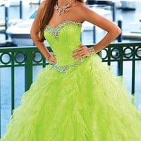 Quinceanera Collection 26761 Dress