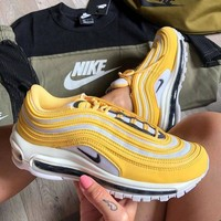 NIKE ADDS SPRING YELLOW TO THE AIR MAX 97