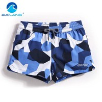 Gailang Brand Women beach Board shorts Quick Drying Woman Boxer Trunks Swimwear Swimsuits Lady boardshorts Active Shorts