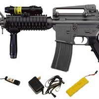 NEW M3081A M16 A4 AEG Assault Rifle Airsoft Gun