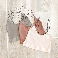 Back To The Top Bralette