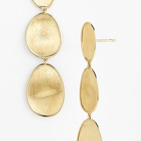 Women's Marco Bicego 'Lunaria' Drop Earrings - Yellow Gold