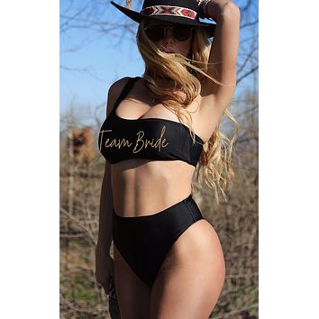 Team Bride Bikini Top - Havasu Bandeau Top