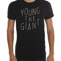 Young The Giant Logo Slim-Fit T-Shirt