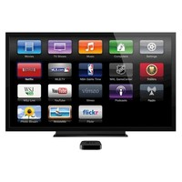 The new Apple TV® - Black (MD199LL/A)