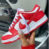"NIKE Air Jordan 1 Low AJ1  Low ""Gym Red""gym shoes"