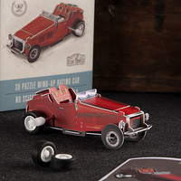 Make Your Own Wind Up Car Kit