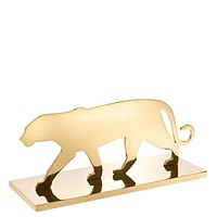Gold Decorative Object | Eichholtz Panther Silhouette