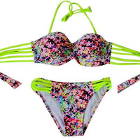 LADYBROSWIM Dream Bandage Bikini Set
