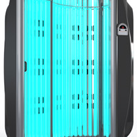Solar Storm 36ST Stand-Up Tanning Bed - Commercial Tanning Beds - Hot Tanning Beds