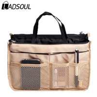 Ladsoul 2016 Multifunction Makeup Organizer Bag Women Cosmetic Bags Ourdoor Travel Bag Bag Bolsas Toiletry Good Quality LM2136