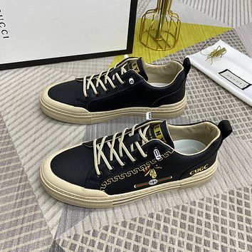 Gucci 2021 Men Fashion Boots fashionable Casual leather Breathable Sneakers Running Shoes10170gh