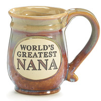 World's Best Nana Mug