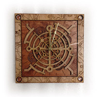 Doctor Who 'The Moment' Wall Clock