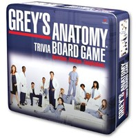 Cardinal Industries Grey's Anatomy Game