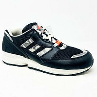 Adidas Equipment Running Cushion 93 EQT Black White M25764 Mens Sneakers