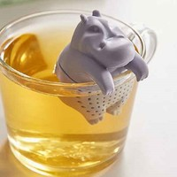 Hippo Tea Infuser - PRE-ORDER NOW, SHIPS JANUARY 2017