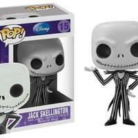 Jack Skellington Funko Pop! Disney Nightmare Before Christmas