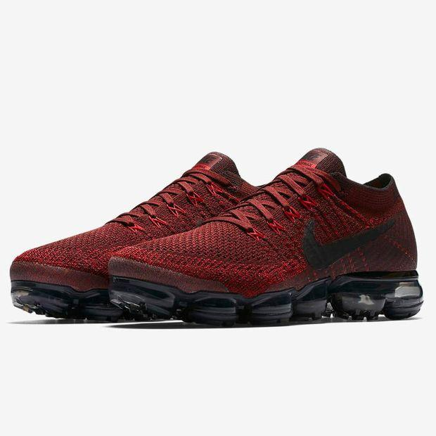 Image of NIKE Women Casual Running Sport Shoes Sneakers Red