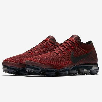 NIKE Women Casual Running Sport Shoes Sneakers Red