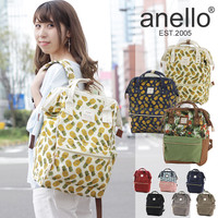 Anello Casual College Back To School Comfort  Big Size Backpack [11728277455]